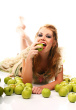 Ist1_2747337-damsel-with-apples